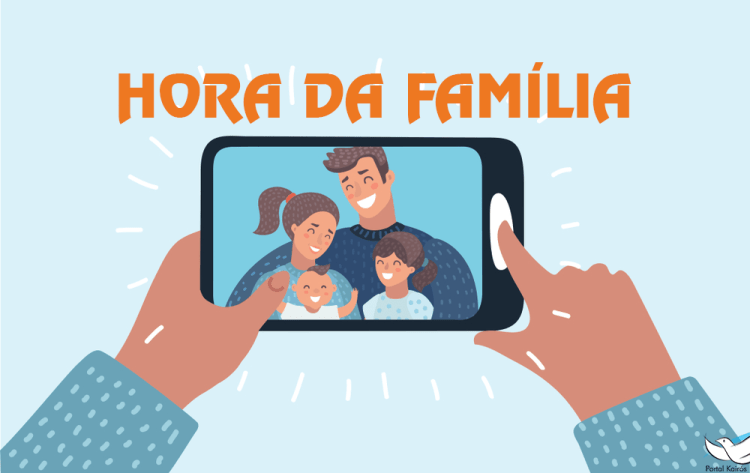 Materiais / subsídios pra a Hora da Família 2019