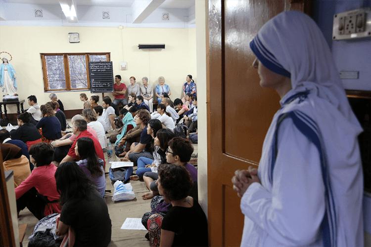 Religiosos: ser capaz de dar a sua vida