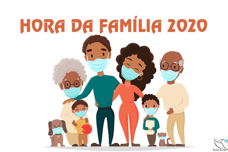 Apresentação do Hora da Família 2020