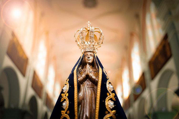 Oração para iniciar o 1º dia em honra à Nossa Senhora Aparecida