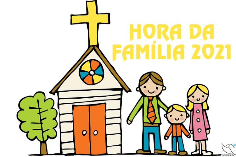 Crianças na Hora da Família 2021