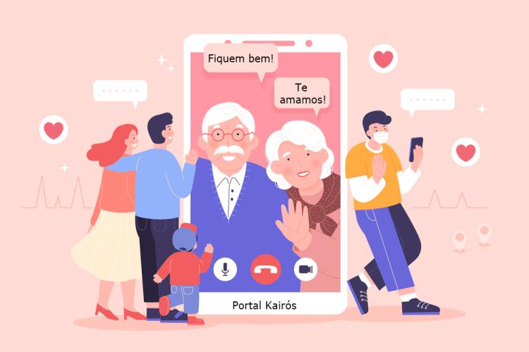 A alegria do amor na Família