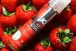 Lubrykant do seksu oralnego, System JO Strawberry Kisses. Recenzja