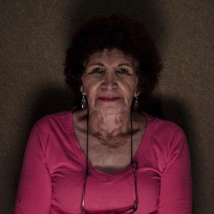 Elizabete Barbosa - Encarregada do Teatro Conchita de Moraes