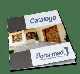 Catálogo - Portas de Madeira e janelas