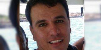 Flavio Matos Schneider, de 35 anos, está desaparecido no mar desde a noite desta sexta-feira (02)