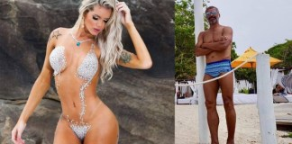 Romário cobra na Justiça dívida de transexual de Cachoeiro