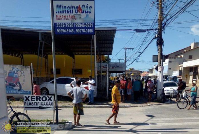 Tiroteio, perseguição e cerco policial em Marataízes