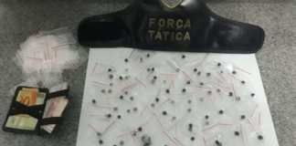 Polícia Militar apreende 75 'bolas' de haxixe em Itapemirim