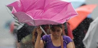 Instituto emite alerta para chuvas com ventos de até 60 km/h no ES