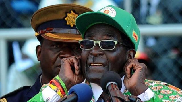 """""""América é para os americanos, dou toda razão a Donald Trump"""" -disse Robert Mugabe"""