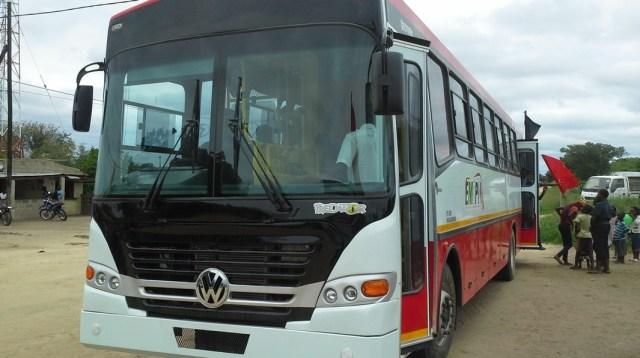 Governo Extingue Transportes Públicos Da Beira