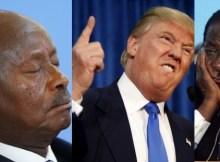 O presidente dos EUA, Donald Trump, enviou oficialmente o seu desejo de aniversário ao presidente zimbabweano, Robert Gabriel Mugabe, na sua nova comemoração de 93 anos de vida