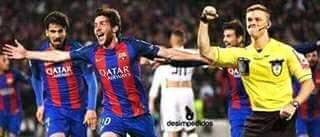 Inacreditável! Na recepção ao Paris Saint-Germain após a humilhação sofrida na capital francesa, por 0-4, o Barcelona concretizou a remontada em casa