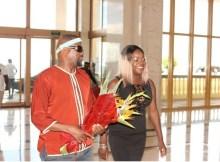 """Lourena Nhate estreia, hoje, o videoclip da música """"Na bonga papa"""". A música teve participação do cantor sul-africano, Ringo. """"Na Bonga Papa"""" que em português significa obrigado papa"""