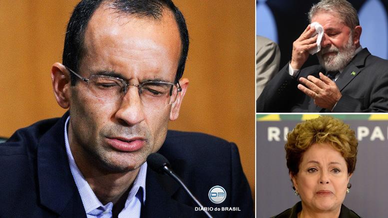 O empresário disse que 80% das doações para a campanha de Dilma em 2014 foram no caixa dois. A Odebrecht doou 150 milhões de reais ao PT.