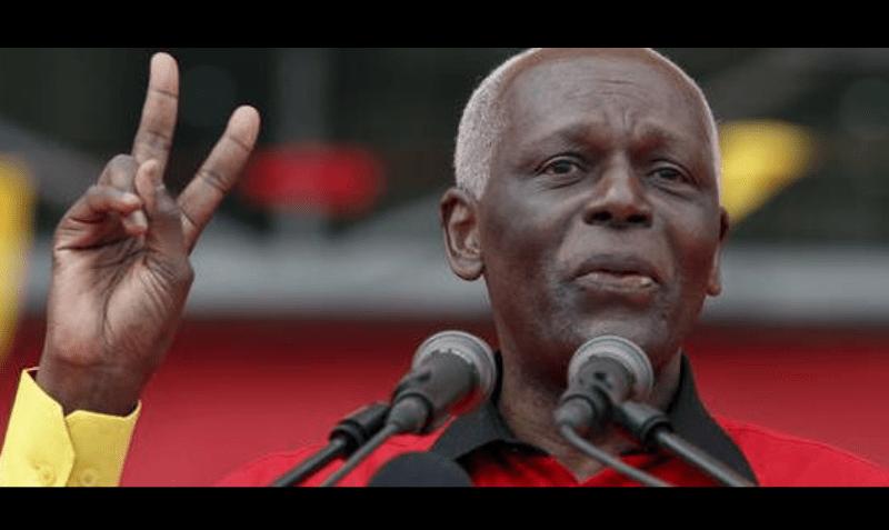 como José Eduardo dos santos rouba o povo angolano