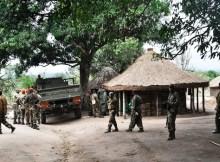 AS Forças de Defesa e Segurança (FDS) retiraram-se das posições que ocupavam durante o período das hostilidades, em Gorongosa, província de Sofala.