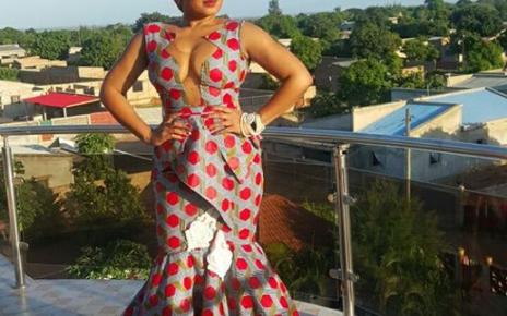 A cantora moçambicana Matilde Conjo ou seja a Rainha do Pandza que ultimamente tem se envolvido em polémica nas suas aparições públicas, desta vez resolveu fazer diferente.