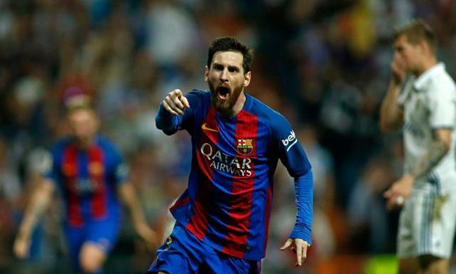 O 'El Clasico' foi exactamente o que se espera de um jogo desse tamanho. E melhor para o Barcelona, que contou com um gol de Lionel Messi no último segundo.