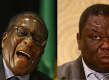 Morgan Tsvangirai e Joice Mujuru se unem para derrubar Mugabe