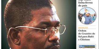 Quando foi detido, em 2008, Diodino Cambaza era PCA da Aeroportos de Moçambique (ADM). Nove anos depois, volta como assessor à empresa onde cometeu os crimes que lhe valeram 12 anos de prisão maior.