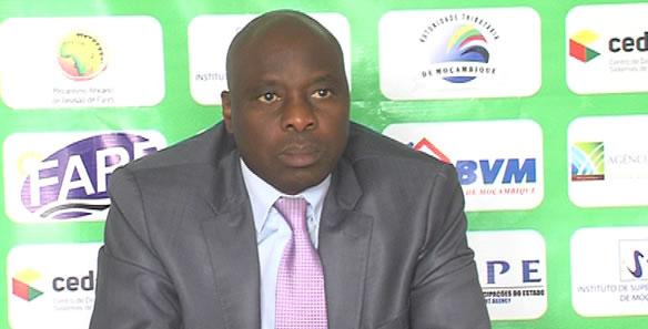 Director Nacional do Orçamento, Rogério Nkomo