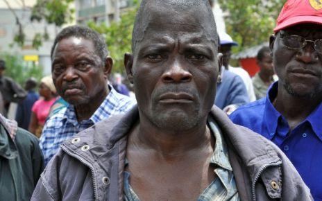 Familiares do antigo combatente, Hermínio dos Santos queixam-se da falta de assistência por parte do Ministério dos Combatentes.