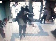 Assalto ao Millennium BIM: Imagens das câmaras de segurança denunciam envolvimento do guarda