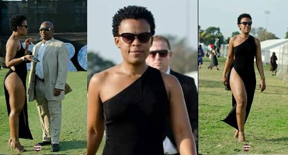 """Zodwa Wabantu Cobra Cerca De 25 000 Rands Para Aparecer Em Evento, """"Zodwa é uma pessoa maravilhosa, e com ela desenvolvemos uma relação de trabalho onde"""