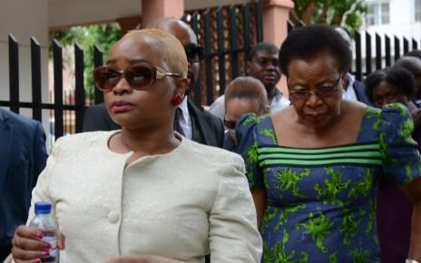 Josina Machel, filha do falecido Presidente Samora Machel, corre o risco de ver a sua casa luxuosa em Pretória penhorada por falhas de pagamento mensal do crédito do Standard Bank, da África do Sul.