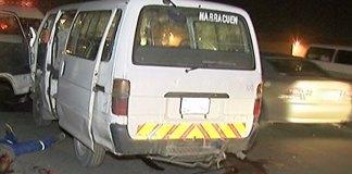 A polícia abateu, esta noite, sete supostos assaltantes, na Estrada Nacional Número Quatro, na Matola, província de Maputo. Um porta-voz da PRM confirmou a acção da polícia
