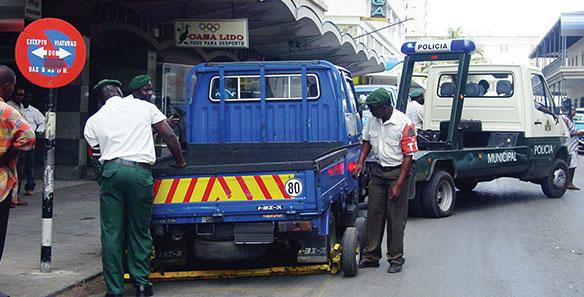 Polícia Municipal não tem competência de exigir carta de condução a viaturas particulares, diz ACIS