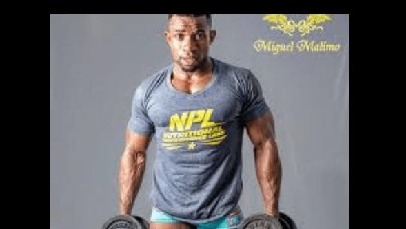 O atleta de fisiculturismo e capoeira Miguel Malimo, de 28 anos de idade, conseguiu vencer o primeiro lugar na categoria Bodybuilder (70kg), no concurso denominado Gentle Gent Classic