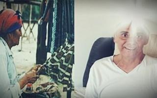 """Essa semana ela se encontrou com Marcelo Rezendeem um mundo conhecido como """"Paraíso"""" onde ele teria mandado uma mensagem para as pessoas que acompanham ele disse"""