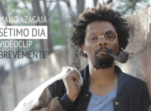 """Mano Azagaia está de volta com música de intervenção rápida. Estreia esta semana o videoclip de """"Sétimo Dia"""". Filmado e editado por Kumpocha."""