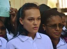 O desabafo da filha de Gilles Cistac no dia do aniversário do pai, Rosimele Cistac, a filha de Gilles Cistac, constitucionalista franco-moçambicano