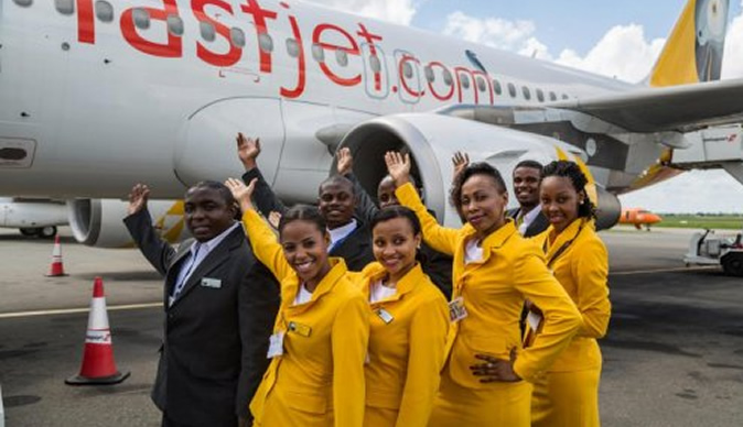 Uma nova companhia aérea – a Fastjet – começa oficialmente hoje a operar no mercado moçambicano, explorando as rotas Maputo-Beira-Tete-Nampula e vice-versa.