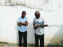 Os co-réus Manuel Tocova e Pedro Maria foram condenados a dez meses de prisão, no entanto, as penas foram convertidas em pagamentos de multas diárias de uma taxa de duzentos e oitocentos meticais, respectivamente