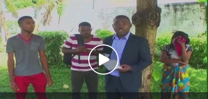Uma jovem de 22 anos de idade engana dois homens e registra a filha com nome de dois pais. Assista ao vídeo para perceber melhor.