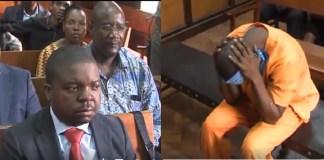 Acaba de terminar, há instantes, a segunda sessão de julgamento do caso Valentina Guebuza. Hoje foi a vez das testemunhas. Foram ouvidos Mussumbuluko Guebuza e a empregada do casal Zófimo e Valentina.