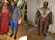 Este homem nas fotos é o famoso curandeiro do Mr Bow , ele vive em Chibuto , Malehisse , bairro 3. acusado de ser um autentico burlador, Alfiosse Ndimande