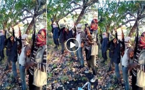 Este é o vídeo que esta a circular nas redes sociais onde mostra os extremistas que aterrorizam a vila da Mocímboa da Praia. Terrorista