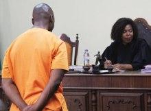 Condenação de Zófimo: A mão dura da juíza Flávia Monjane!