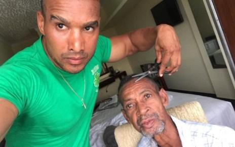 O músico moçambicano Mahel revelou esta quarta-feira (14) que foi barbeiro do pai da apresentadora e cantora Yara da Silva durante dois anos