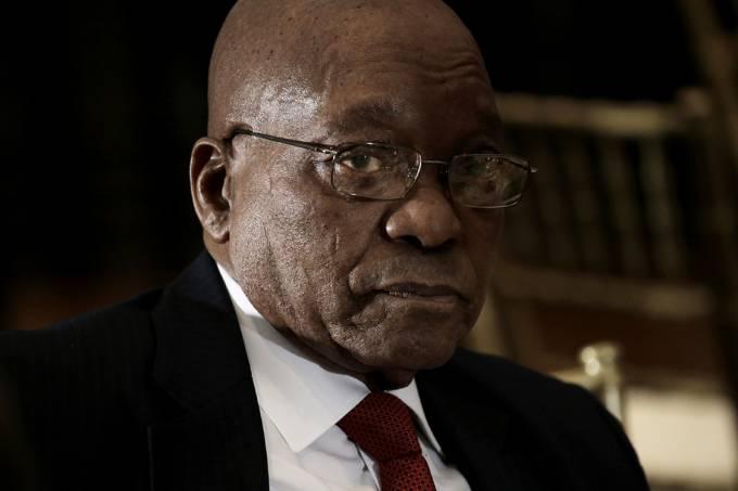 Jacob Zuma, presidente da África do Sul, acaba de renunciar após longo pronunciamento, no qual deixou claras sua insatisfação e discordância ao fazê-lo