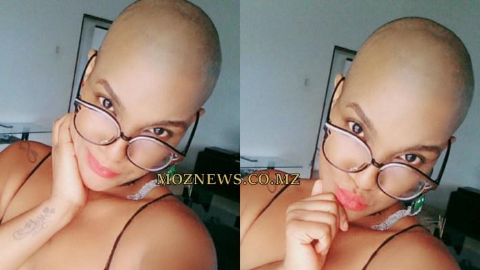 """Kátia Agy """"raspa"""" todo cabelo em homenagem a crianças que sofrem de linfoma"""