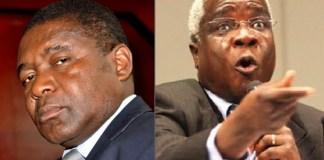"""A expetativa de todos os moçambicanos é a de que a Renamo não atrase o processo"""" de descentralização com """"novas exigências"""", disse o presidente, Filie Nyusi"""