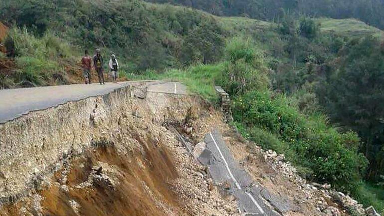 Um sismo foi registado hoje com epicentro no interior de Moçambique, próximo da fronteira com o Malawi, mas sem provocar danos, disseram à Lusa residentes na zona