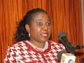 A Ministra do Trabalho, Emprego e Segurança Social, Vitória Diogo, defende que o processo de negociação de novos salários deve ter em conta a realidade do país